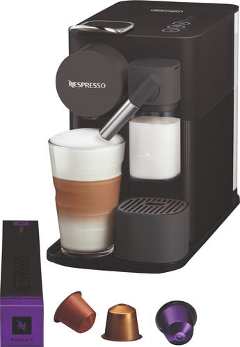 DeLonghi Nespresso Lattissima One Schwarz Main Image