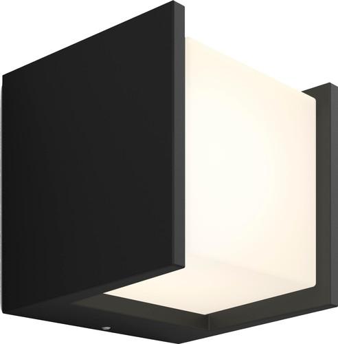 Philips Hue Fuzo Außenwandlampe Quadrat Main Image