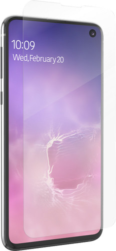 InvisibleShield Ultra Clear Samsung Galaxy S10 Displayschutzfolie Kunststoff Main Image