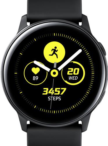 Samsung Galaxy Watch Active Schwarz Main Image