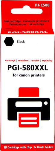 Pixeljet PGI-580XXL Patrone Schwarz Main Image