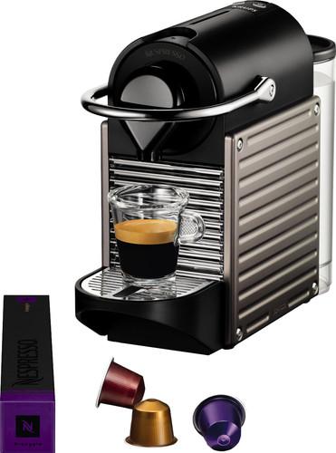 Krups Nespresso Pixie XN304T Titan Main Image