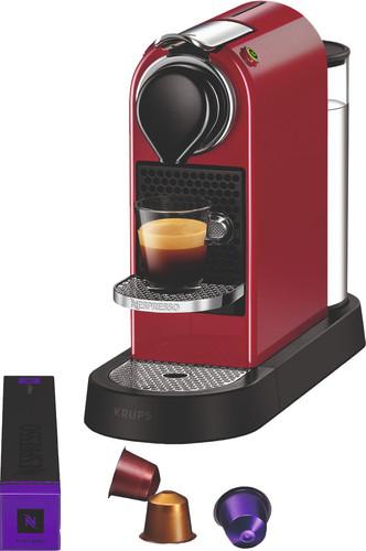 Krups Nespresso Citiz XN7415 Kirschrot Main Image