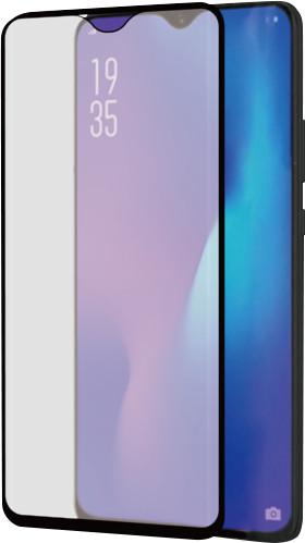 Azuri gebogenes gehärtetes Glas Huawei P30 Lite Displayschutzglas Schwarz Main Image