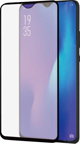 Azuri gebogenes gehärtetes Glas Huawei P30 Pro Displayschutzglas Schwarz Main Image
