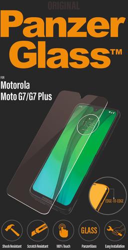 PanzerGlass Motorola Moto G7 (Plus) Displayschutzglas Main Image