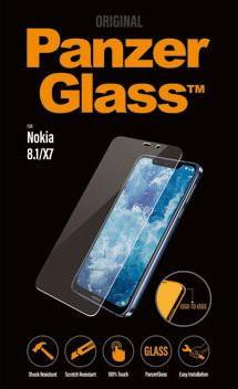 PanzerGlass Nokia 8.1 Displayschutzglas Main Image