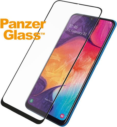 PanzerGlass Fall freundlich Samsung Galaxy A50 Displayschutzglas Main Image