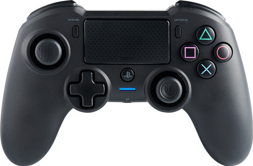 Nacon Wireless Official Controller Black PS4 Main Image