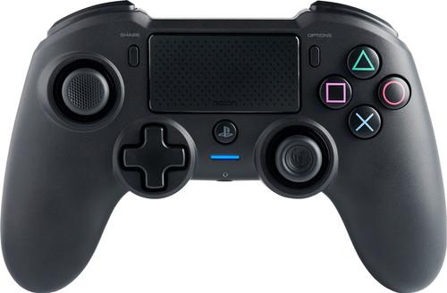 Nacon Wireless Official Controller Black PS4 Main Image