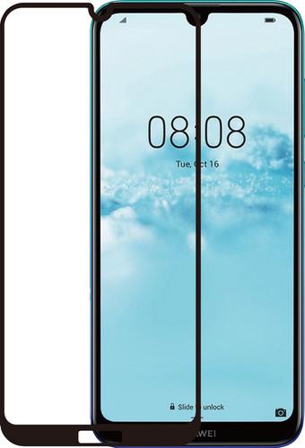 Azuri Rinox Gehärtetes Glas Huawei Y6 (2019) Displayschutzglas Schwarz Main Image
