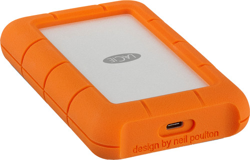 LaCie Rugged Mini USB-C 5 TB Main Image