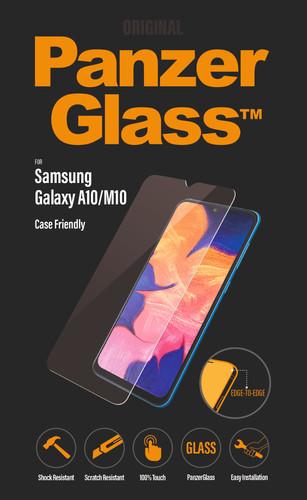PanzerGlass Fall freundlich Samsung Galaxy A10 Displayschutzglas Main Image