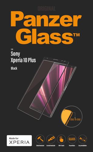 PanzerGlass Sony Xperia 10 Plus Displayschutzglas Schwarz Main Image