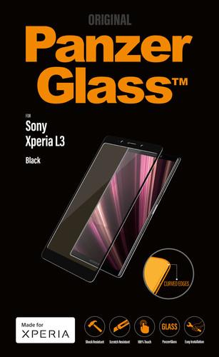 PanzerGlass Sony Xperia L3 Displayschutzglas Schwarz Main Image
