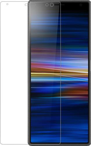 Azuri gebogenes gehärtetes Glas Sony Xperia 10 Plus Displayschutzglas Main Image