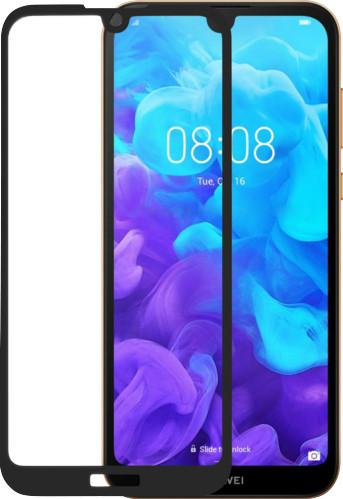 Azuri Rinox Huawei Y5 (2019) Displayschutzfolie Gehärtetes Glas Schwarz Main Image