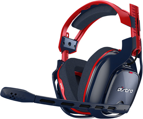Astro A40 TR 10TH ANNIVERSARY EDS Rot / Blau Main Image