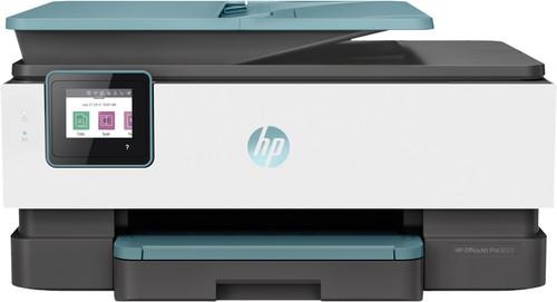 HP OfficeJet Pro 8025 Blau Main Image