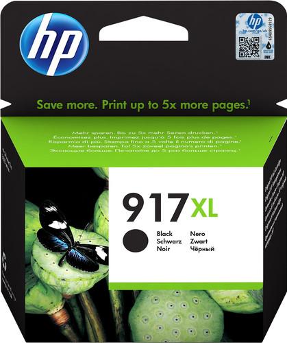 HP 917XL Patrone Schwarz Main Image