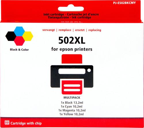 Pixeljet 502XL Cartridges Combo Pack Main Image