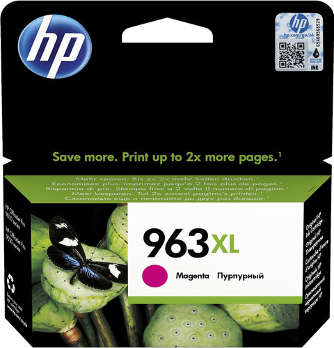 HP 963XL Patrone Magenta Main Image