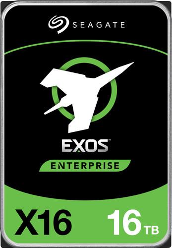 Seagate Exos X16 SATA SED 16 TB Main Image
