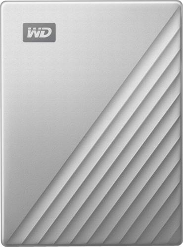 WD My Passport Ultra 4 TB Silber Main Image