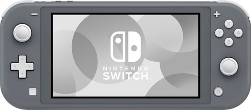 Nintendo Switch Lite Grau Main Image