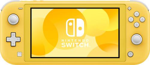 Nintendo Switch Lite Gelb Main Image