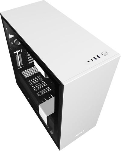 NZXT H710 i Weiß/Schwarz Main Image