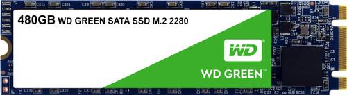 WD Green M.2, 480 GB Main Image