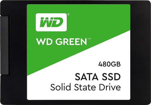 WD Green 2,5 Zoll 480 GB Main Image