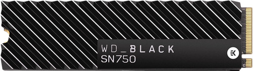 WD Black SN750, 1 TB (Plus Kühler) Main Image