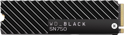 WD Black SN750 500 GB (Plus Heatsink) Main Image