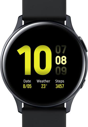 Samsung Galaxy Watch Active2 Schwarz 40 mm Aluminium Main Image