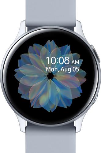 Samsung Galaxy Watch Active2 Silber 40 mm Aluminium Main Image