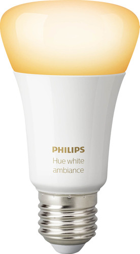 Philips Hue White Ambiance E27 Bluetooth Einzellampe Main Image