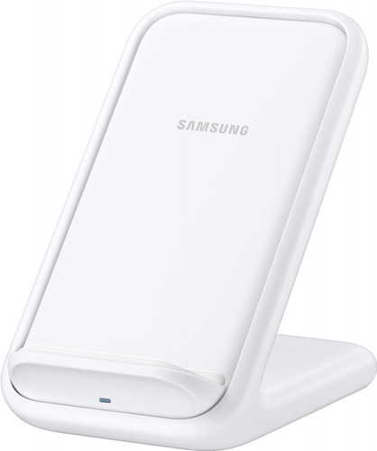 Samsung Wireless Charger Stand 15 W in Weiß Main Image
