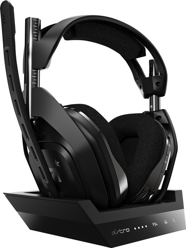 Astro A50 kabelloses Gaming-Headset + Basiststation für Xbox Series X|S, Xbox One ¿ Schwar Main Image