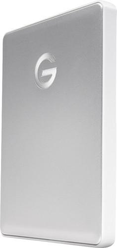 G-Technology G-Drive Mobile USB-C 1 TB Silber Main Image