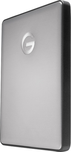G-Technology G-Drive Mobile USB-C 2 TB Space Gray Main Image