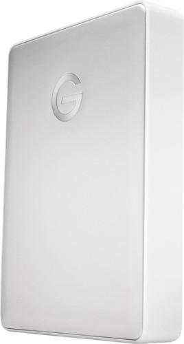 G-Technology G-Drive Mobile USB-C 4 TB Silber Main Image