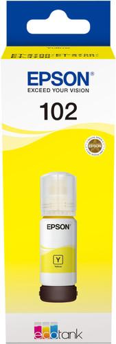 Epson 102 Tintenflasche Gelb Main Image