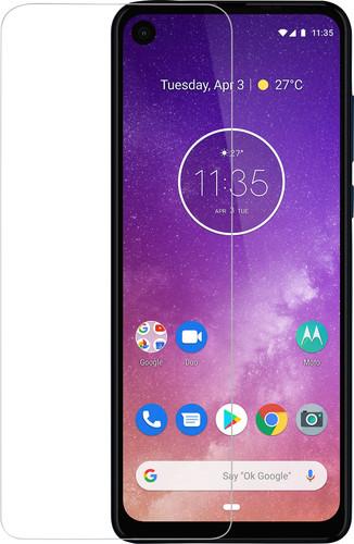Azuri Rinox Motorola One Vision Displayschutzfolie Gehärtetes Glas Main Image