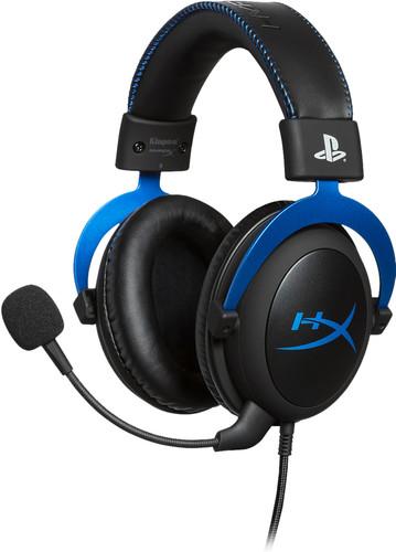 HyperX Cloud Gaming Headset PS4 Blau Main Image