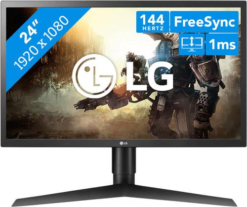LG 24GL650 UltraGear Main Image