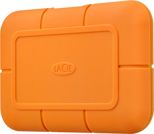 LaCie Rugged USB-C SSD, 500 GB Main Image