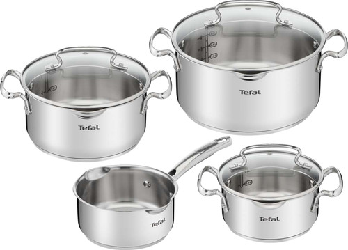 Tefal Duetto + 4-teiliges Topfset Main Image
