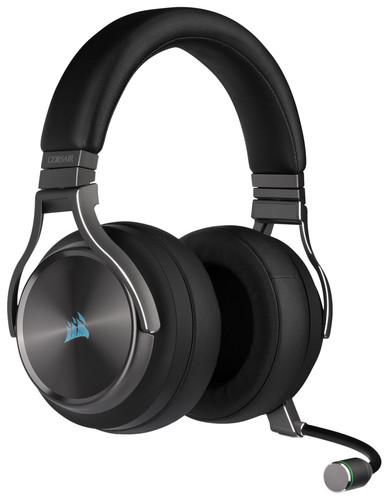 Kabelloses Gaming-Headset Corsair Virtuoso RGB Schwarz Special Edition Main Image